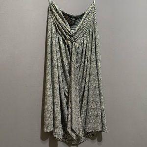 Express •NWT Strapless Bandeau Mini Dress